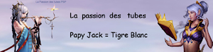 Tigre Blanc, Papy Jack