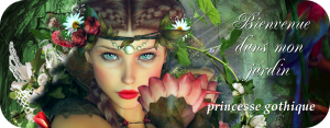 Jardin Princesse Gothique